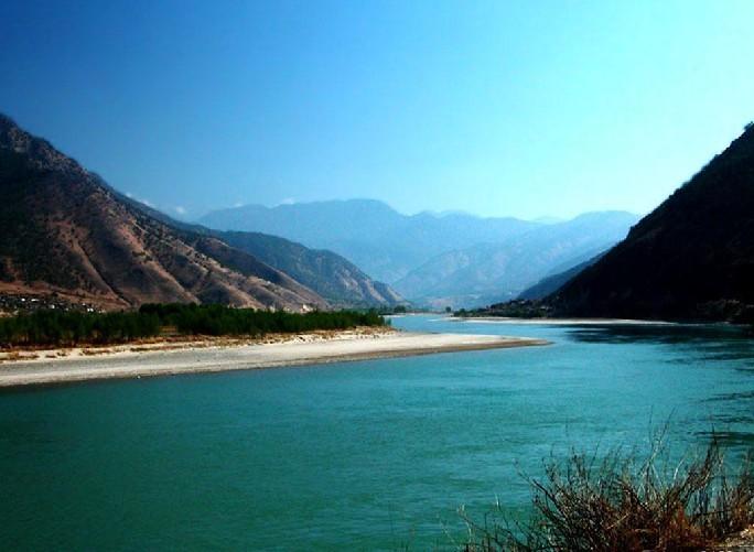 亚洲第一大河
