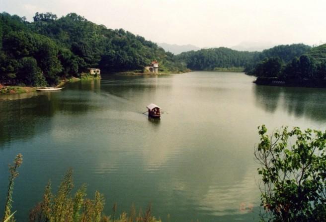 七仙湖风景区